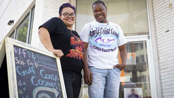 Two Entertainment Business Grads Are Bringing Comic Culture to Houston's Historic Third Ward Thumbnail Image