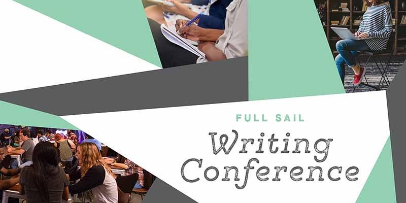 Full Sail Writing Conference Thumbnail Image