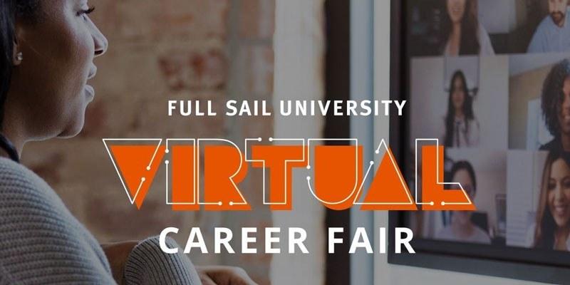 Full Sail Virtual Career Fair Thumbnail Image